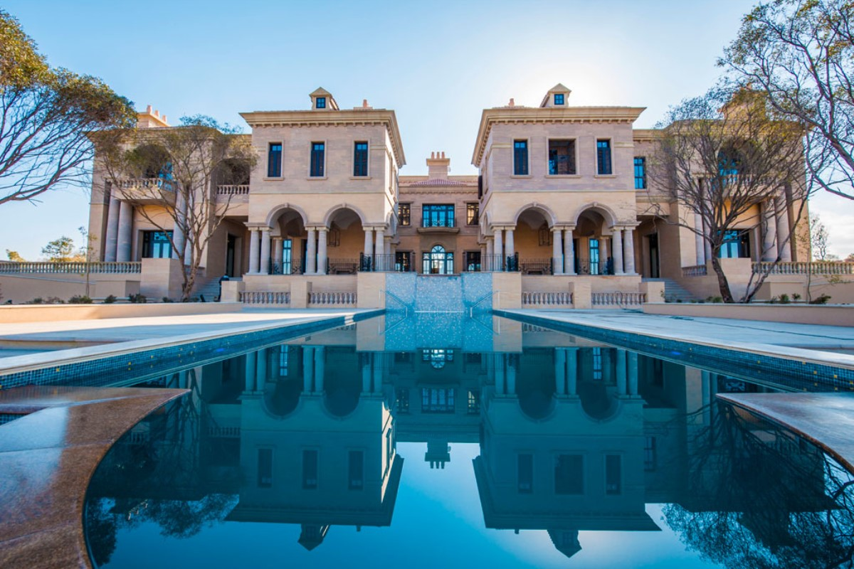Dbm Architects Palazzo Steyn Luxury Private Home